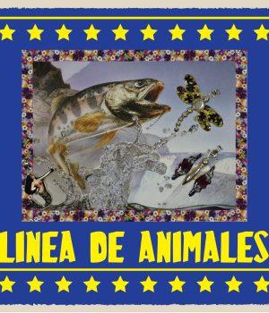 e) Línea de Animales
