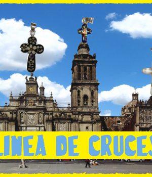 l) Línea de Cruces Plata